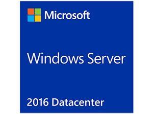 Microsoft Windows Server 2016 Datacenter 64-bit 16 Additional Core Box Pack