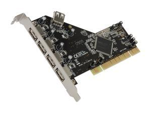 Koutech PCI to USB2.0 Card Model IO-PU520