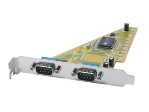Koutech Dual Serial Ports Add-On Card Model PS220