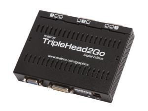 Matrox Graphics eXpansion Module TripleHead2Go Digital video converter T2G-D3D-IF