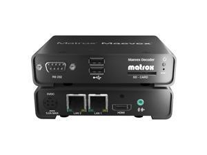 Matrox 5150 Video Decoder MVX-D5150F