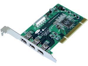BELKIN FireWire 3-Port PCI Card Model F5U501