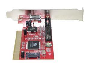 PPA 2-Port SATA PCI Controller Card Model 1301