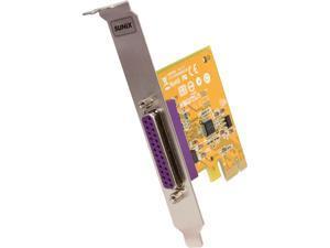 SUNIX 1-port IEEE1284 Parallel PCI Express Board Model PAR6408A+L