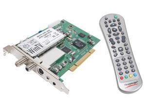 Hauppauge 1178 WinTV-HVR-1600 ATSC/ClearQAM/NTSC TV Tuner PCI w/Remote