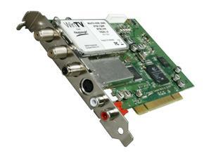 Hauppauge WinTV-HVR-1600 ATSC/ClearQAM/NTSC TV Tuner White Box 1101 PCI Interface - OEM