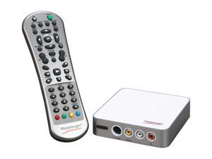 Hauppauge WinTV-HVR-1955 USB 2.0 Hybrid TV Box with Hardware MPEG-2 Encoder (updated version of the 1950)