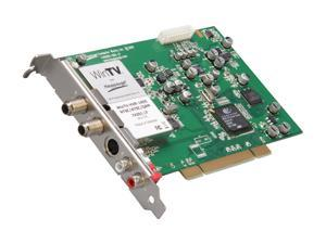 Hauppauge WinTV-HVR-1600 ATSC HDTV/QAM/Analog TV Tuner Video Input Adapter PCI