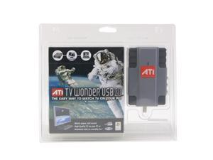 ATI TV Wonder USB 2.0 TV Tuner 100-703156
