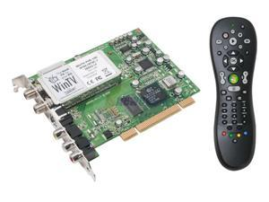 Hauppauge WinTV-PVR-150 MCE Kit Tuner Card w/MCE Remote 1062 PCI Interface