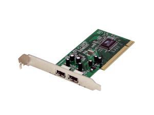 HAWKING 2-Port High Speed USB 2.0 PCI Host Card Model UH202P