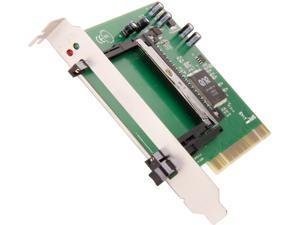 SYBA PCI 1-Channel CardBus Host Controller Card Model SY-PCI-PCM