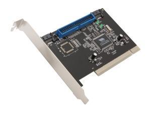 SYBA SY-VIA-150 PCI SATA / IDE Combo Controller Card, Non Raid