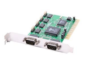 SYBA PCI to Serial 6-port Controller Card Model SD-PCI-6S