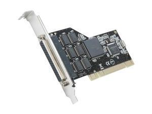 SYBA 6x Serial Ports PCI Card Model SD-PCI15008
