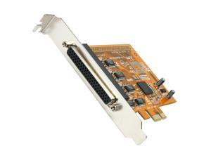 SYBA SY-PEX15019 RS-232 Serial 8-Port PCI-Express Card