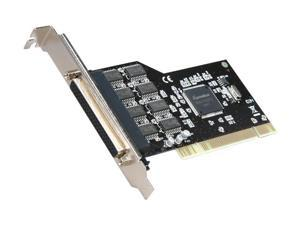 SYBA 8 Serial (RS-232) PCI-bus Card with 25-pin Octopus Cable Model SD-PCI15029