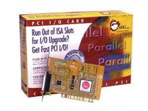 SIIG 1-Port CyberParallel PCI Adapter Model JJ-P00112-S5