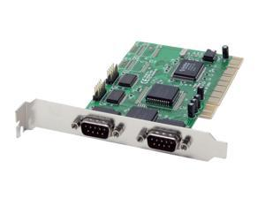StarTech Value 4 Port 16550 Serial PCI Card Model PCI4S550N