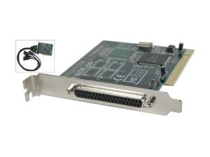 StarTech 4 Port 16550 Serial PCI Card Model PCI4S550