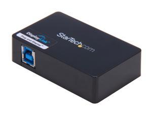 StarTech USB32HDDVII USB 3.0 to HDMI and DVI Dual Monitor External Video Card Adapter