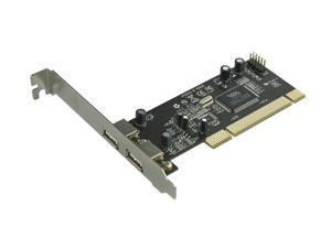 Rosewill Low-Profile PCI to 2+1 USB2.0 Cards Model RC-100
