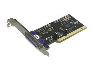 Rosewill RC-302 - Low-Profile PCI Card - Single Parallel (SPP / PS2 / EPP / ECP) Universal