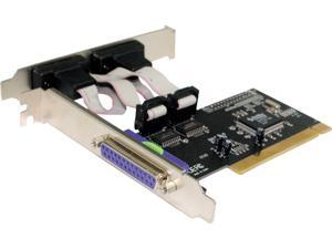 Rosewill 2x Serial & 1x Parallel Port PCI card Model RC303