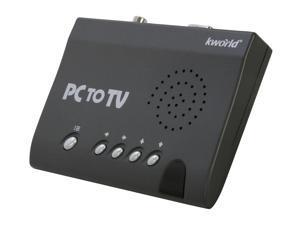 KWorld SA235 PlusTV PCTOTV Converter
