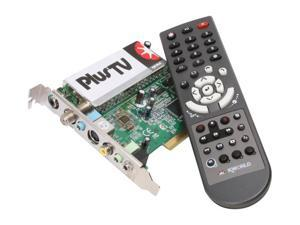 KWORLD PlusTV Analog Lite PCI TV Tuner Capture Card w/ Remote PVR-TV 7134SE