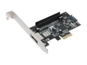 MASSCOOL PCI-E 1 port eSATAII + 1 port SATAII + 1 port ATA133(JMB363 chipset) Model XWT-PCIE15
