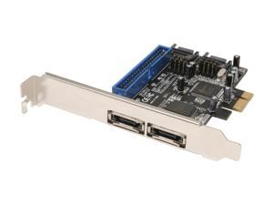BYTECC PCIe SATA II 300 + PATA Raid Card Model BT-PESAPA