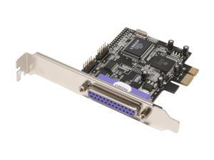 BYTECC PCIe 2S1P Card Model BT-PE2S1P