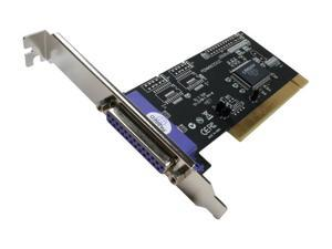 BYTECC PCI to Parallel 1-Port Controller Card Model BT-P1P