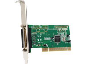 BYTECC PCI to Parallel 1-Port Controller Card Model BT-P1P