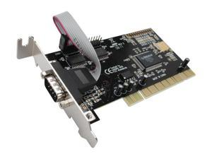BYTECC LOWPROFILE PCI Serial Card 1+1 Port Model BT-P2SL