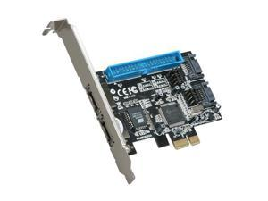 VANTEC 4+1 SATA II 300 & PATA PCI-E Combo Model UGT-IS100R