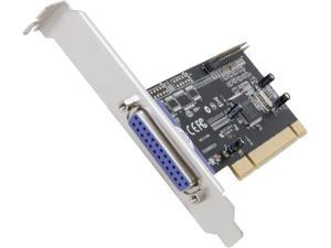 VANTEC 2-Port Parallel PCI Host Card Model UGT-PC20PL