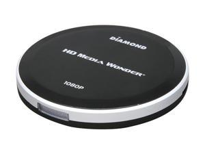 DIAMOND Media Wonder 1080p HD Media Media Player MP900