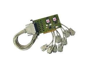 LAVA Computer 8 Port Serial Card (PCI Bus 16550) Model OCTOPUS-550