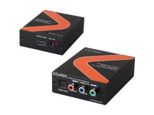 ATLONA Component Video with Optical to HDMI Converter AT-COMP-HDMI