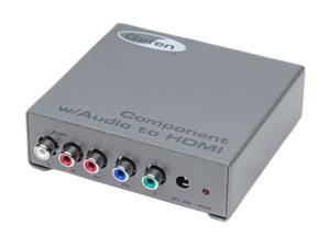 Gefen Component Audio to HDMI Adapter EXT-COMPAUD-2-HDMIN