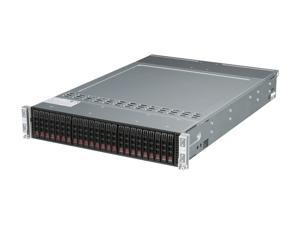 SUPERMICRO SYS-2015TA-HTRF 2U Rackmount Server Barebone (8 Nodes)