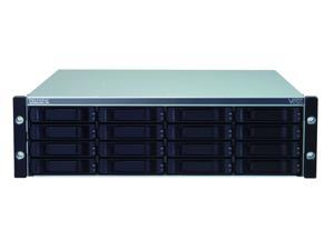 PROMISE VessRAID Series VR1840iU 3U 16 Bays Quad Ports iSCSI-to-SAS/SATA RAID Sub-System