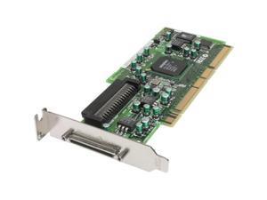 Adaptec 2060100-R 64-bit, 133 MHz PCI-X SCSI Controller Card 29320ALP-R