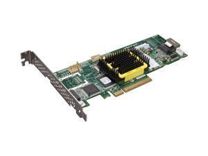 Adaptec 2260100-R PCI Express SATA / SAS Controller Card