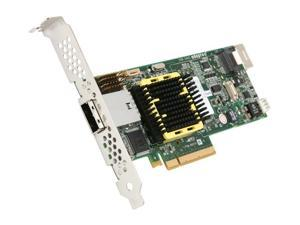 Adaptec 2244900-R PCI Express SATA / SAS 5445 SGL Controller Card
