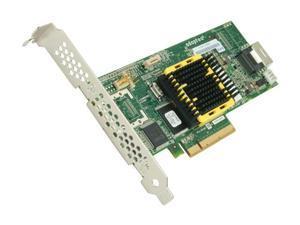 Adaptec 2260200-R PCI Express SATA / SAS 2405 SGL Controller Card