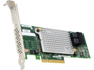 Adaptec 1000 2288300-R (1000-8i ) 8-Lane PCIe Gen3 Low-Profile, MD2 SATA / SAS 12 Gb/s PCIe Gen3  Host Bus Adapter