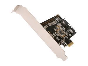 Koutech IO-PESA237 PCI-Express 2.0 x1 SATA III (6.0Gb/s) Dual Channel Card